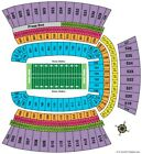 FOUR 4 AWESOME AISLE Pittsburgh Steelers Cincinnati Bengals 9/30 Sep 30 SEC 531