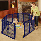 Baby Play Pen, Play Yard - Portable Indoor Outdoor Safety Fence and Gate - NEW
