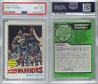 1977-78 Topps White Back #111 Robert Parish PSA 8 NM-MT Golden State Warriors RC