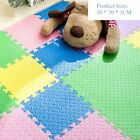 Foam Puzzle Baby Play Mat Interlocking Kids Carpet Tiles Gym Exercise Children