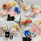 3D Cute Cartoon Pendant Strap Earphone Case Cover For Apple Airpods Charging $7.99  on eBay