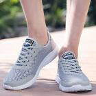 Mens casual Sneakers Water shoes Outdoor Athletic Sport Breathable Soft Big Size