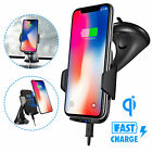 Car Charger Windshield Dashboard Suction Cup Mount Holder Stand for Cell Phone
