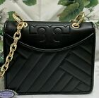 NWT TORY BURCH ALEXA MINI Shoulder Crossbody Bag VARIOUS COLORS Quilted Leather