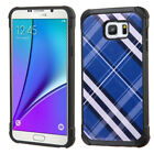 For Galaxy Note 5 Hard Design +Silicone Cover Protector Case