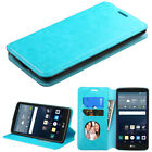 For LS770 G Stylo MyJacket Wallet +Tray Protector Cover Case