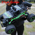 112 RC Car 4WD Remote Control Vehicle 24Ghz Electric Monster Buggy Off-Road