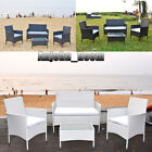 'Summer Beach Garden Furniture Conservatory Patio Outdoor Table Chairs Sofa Set