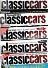 Various Issues Of Classic Cars Magazine From The January 2010 To June 2018