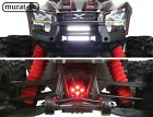 NEW  V2.1 LED Front Double Light Bar And Rear Traxxas X-MAXX 6S 8S by murat-rc