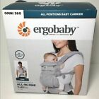 Kyпить Ergobaby Omni 360 All Carry Positions Infant Ergo Baby Carrier 6 COLORS - NEW на еВаy.соm