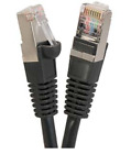 Cat6 Shielded SSTP Ethernet  Booted Patch Cable 0.5 1ft 2ft 3ft 5ft 7ft 10ft lot