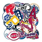MLB Team Logo VINYL Stickers CHOOSE YOUR TEAM OR COMPLETE SET on Ebay