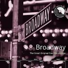 Various Artists - Soundtracks : Broadway: The Great Original Cast Recordings CD