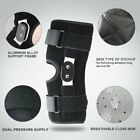 Double Hinged Knee Brace Open Patella Support Stabilizer Medical Sports Wraps $11.49 USD on eBay