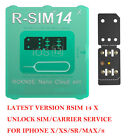 RSIM14 Slim UNLOCK CHIP TURBO SIM Card for iPhone 8 Plus X XS XR 4G LTE GSM US