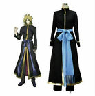 NEW Saint Seiya The Lost Canvas Hypnos Cosplay Costume {}