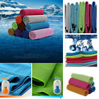 Microfiber Portable Fitness Accessories Gym Washcloth Ice Towels Sports Towel image