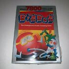 Atari 7800 Video Games Brand New Factory Sealed Dig Dug