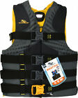 Stearns Mens Life Jacket Infinity Lake Beach US Coast Guard- approved PFD 5974