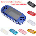 Housing Shell Faceplate Case Cover Replace For PS P 1000 2000 3000 Game Console