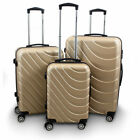 Berwin Reisekoffer Set Trolley Hartschalenkoffer Reisetrolley Modell WAVE