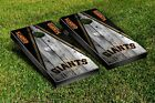San Francisco Giants Decals Vinyl Sheets For Wrapping Cornhole Boards on Ebay