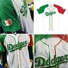Los Angeles Dodgers Mexican Heritage Culture Night Jersey Mexico New! 🔥 2019 on Ebay