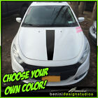 2013 2014 2015 2016 2017 2018 Dodge Dart Hood Racing Stripes Blackout Graphics 8 $49.99 USD on eBay