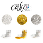 BEST CK Products  Edible Glitter Squares 7g Shiny Weddings Birthdays SHINY WOW