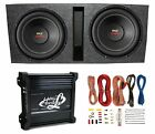 2%29+Pyle+15%22+PLPW15D+Subwoofers+%2B+Vented+Box+%2B+Lanzar+2+Channel+Amp+%2B+Wiring+Kit