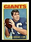 1972 Topps Football 4-263 EX/EX-MT Pick From List All PICTURED $0.99 USD on eBay