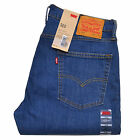 Levis 513 Jeans Mens Slim Straight Denim Bottoms Casual Pants Zipper Fly New Nwt