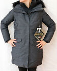 NEW THE NORTH FACE CRYOS EXPEDITION GTX PARKA Women's L TNF Grey Heather Jacket