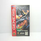 Sega Genesis Various Game Instruction Manuals