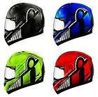 ICON Alliance Overlord Helmet Blue Vented Full Face Street All Sizes
