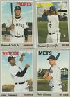 2019 TOPPS HERITAGE HIGH NUMBER (501 - 700) U-PICK COMPLETE YOUR SET GUERRERO RC on Ebay