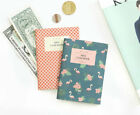 Mini Cash Book Notebook Monthly Budget Planner Cash Ledger By Iconic