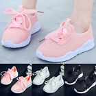 Kids Boy Girl Running Athletic Breathable Sneakers Walking Sport Casual Shoes