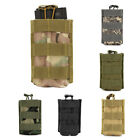 Portable Military Vest Rifle Mag Bag Durable Intercom Package Molle for Hunting