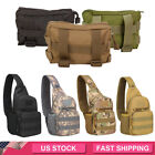 Outdoor Tactical Sling Bag Military Backpack Pack / Small Molle Pouch Bag Belt