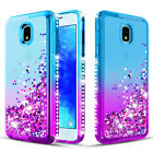 For Samsung Galaxy J3 2018 J3 Star J3 Orbit J3 Aura Phone Case + Tempered Glass