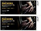 Green Bay Packers vs. Minnesota Vikings, September 15, noon, 2 tickets together