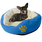 Evelots Soft Pet Bed for Cats  Dogs Small Dog Bed Assorted Colors  Sizes