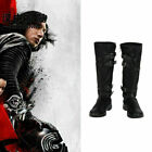HZYM Kylo Ren Cosplay Star Wars9 The Rise of Skywalker Costume Movie Shoes Boots $56.37 USD on eBay
