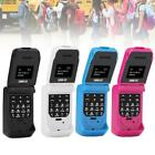 Mini Flip Cell Phone Micro-USB Multi-Functional Keypad Suitable For Children