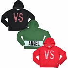 Victoria's Secret Hoodie Sweatshirt Angel Pullover Graphic Knit Top Vs New Nwt