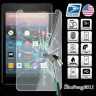 """Tempered Glass Screen Protector Film For Amazon Kindle fire 7"""" 8"""" 10"""" Tablet"""