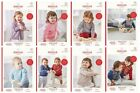 Sirdar Snuggly Heirloom Patterns 5322-5329  OUR PRICE £2.90
