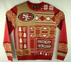 KLEW NFL San Francisco 49ers Crew Neck Ugly Sweater Men's Christmas Holiday Gift $39.9 USD on eBay